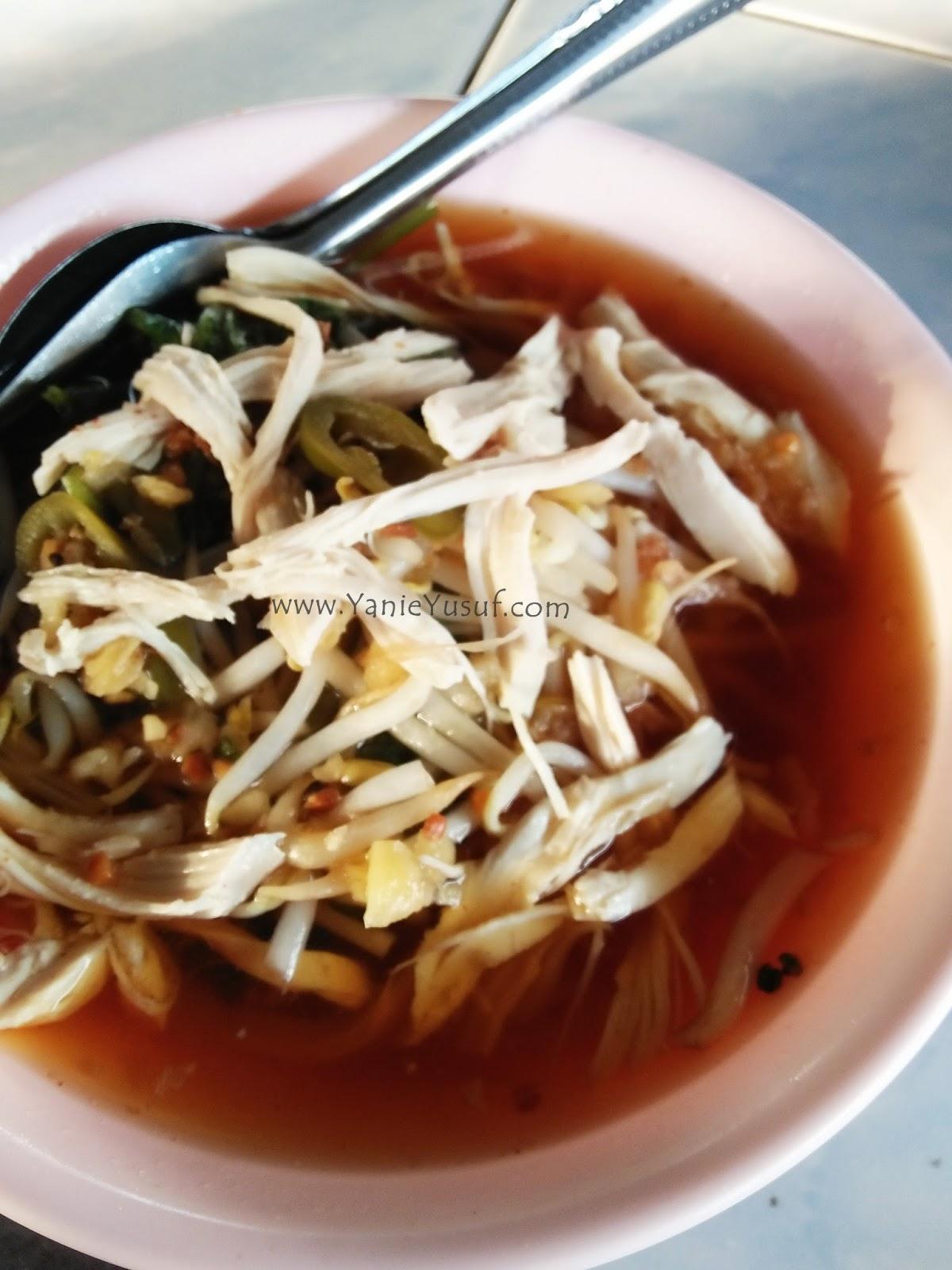 Kuey Teow Celup Thailand Yanieyusufyanieyusuf