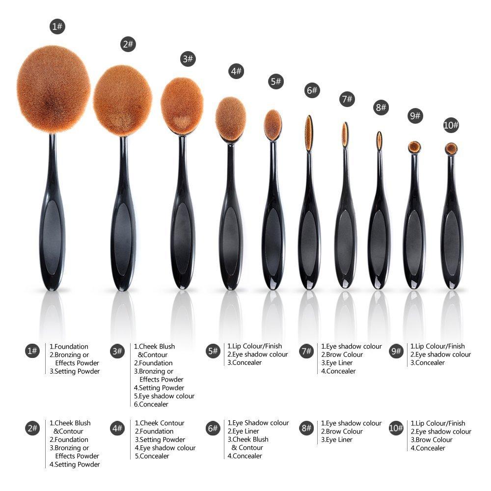 Makeup brushes set online malaysia